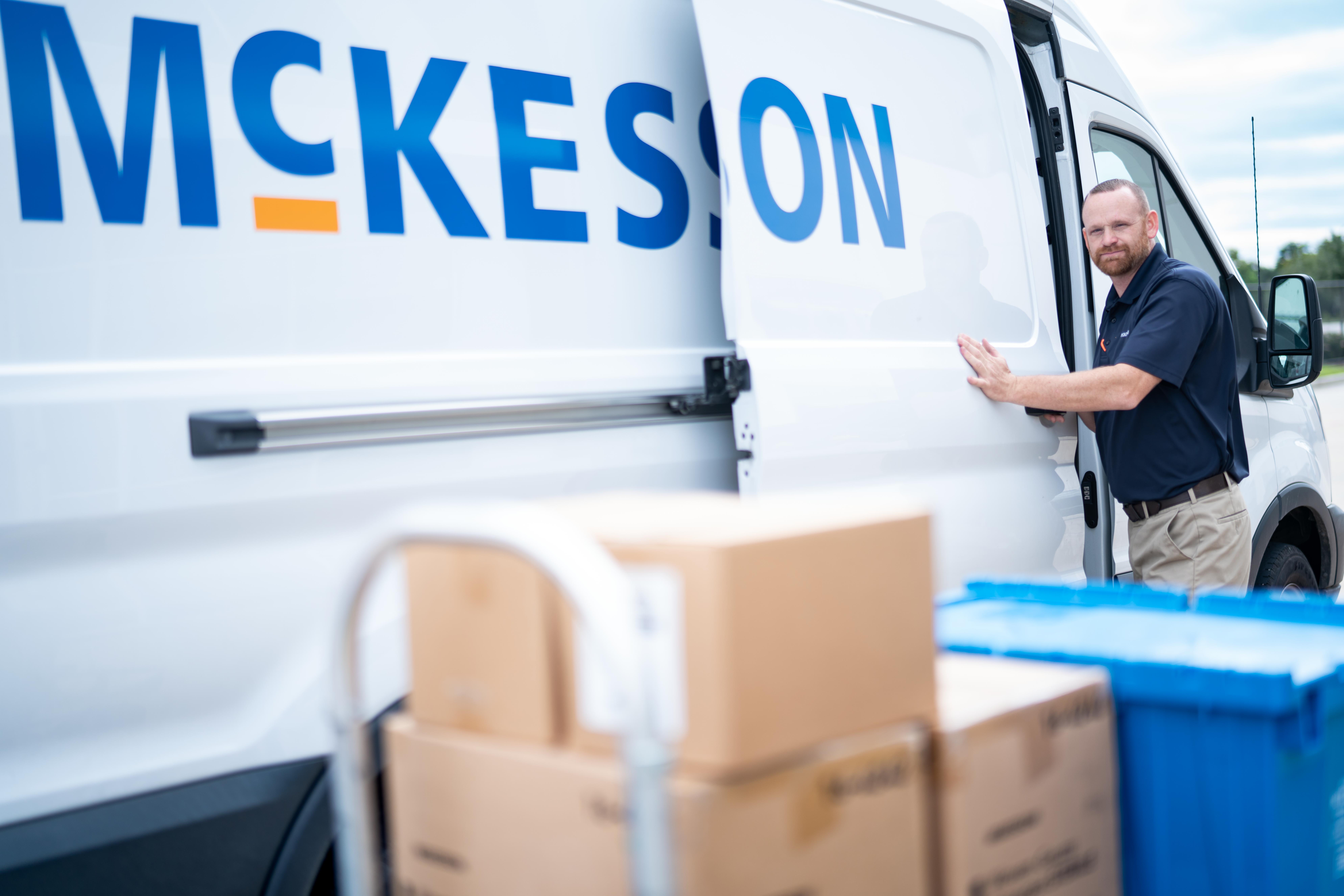 McKesson Delivery Driver