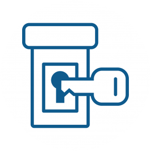 medication access icon