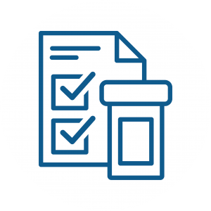 prescription adherence icon
